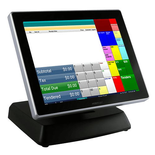 ECRS Catapult Touchscreen