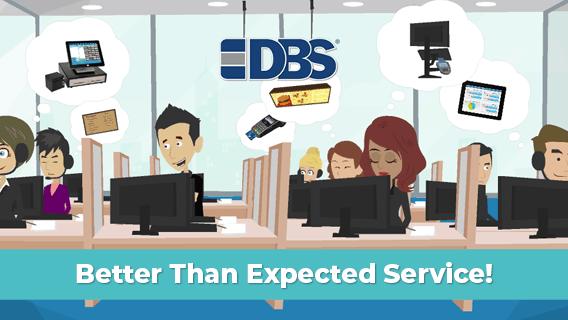 Why DBS Main Video